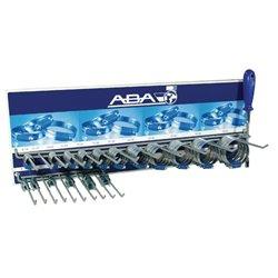 Zestaw opasek ślimakowych ABA