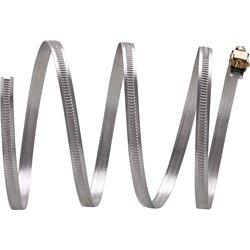 Zestaw opasek węża Serratub, 9 mm