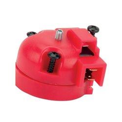 Przełącznik ciśnieniowy czerwo
