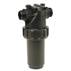 "Filtr ciśnieniowy 1i1/2""  100 Mesh wkład Inox zielony L146"