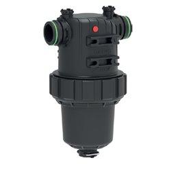 Filtr Liniowy T6/T6/T1 Inox 32mesh Wkład Czerwony