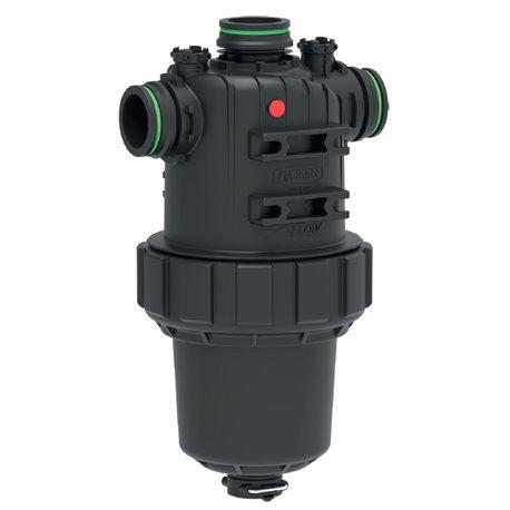 Filtr Liniowy T6/T3/T1/T6 Inox 80mesh Wkład żÓłty