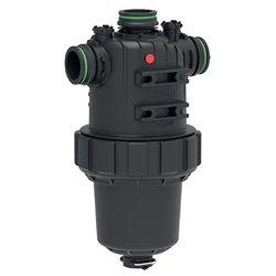 Filtr Liniowy T6/T3/T1/T6 Inox 32mesh Wkład Czerwony