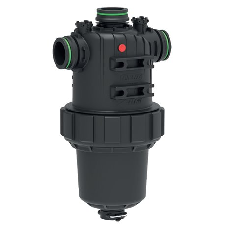 Filtr Liniowy T6/T3/T1/T6 Inox 100mesh Wkład Zielony