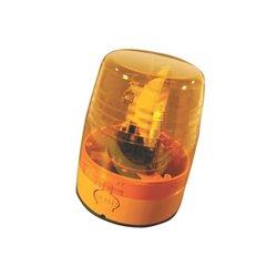 ![CDATA[  Lampa sygnalizacyjna KL Junior plus F , płaska, obrotowa z mocowaniem sztywnym, 24 V]]