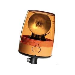 ![CDATA[  Lampa sygnalizacyjna KL Junior plus, obrotowa z mocowaniem sztywnym, 12 V]]