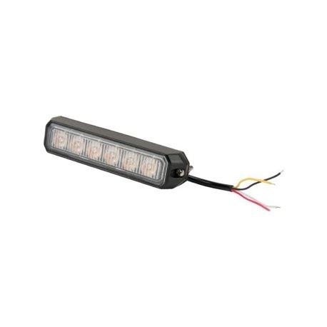 Lampa ostrzegawcza 6 LED
