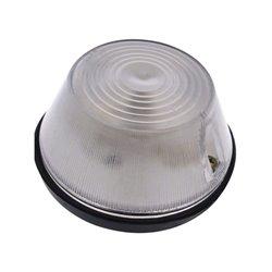 Lampa pozycyjna niska, 12 WE-92, biała