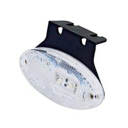 Lampa pozycyjna LED, 309z, 12 V - 24 V, przednia