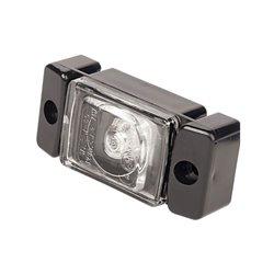 Lampa obrysowa LED, 279, W-60, 12 V - 24 V, przednia, biała