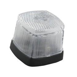 Lampa pozycyjna, biała