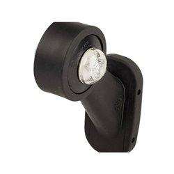 Lampa obrysowa, przednio-tylna LED, 140L, lewa, 12 V - 24 V