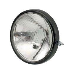Element optyczny reflektora, z ramką, lewy