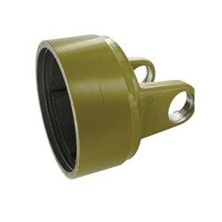 (1)Obudowa sprzęgła E64/22-24R 4000-129882