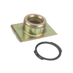 Płyta dolna sworznia fi 32mm szer. 75 mm