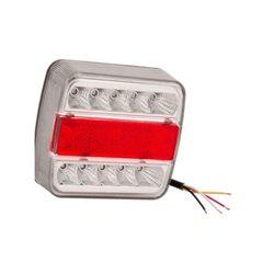 Lampa tylna LED, 18 LED 12V