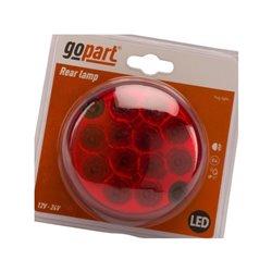 Tylne światło pozycyjne LED, przeciwmgielne