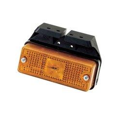 Lampa obrysowa, 12 / 24 V, LED,