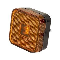 Lampa pozycyjna LED, 302, 12 V - 24 V, boczna