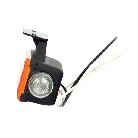 Lampa obrysowa, przednia i pozycyjna boczna LED, 123Pkz, 12 V, prawa