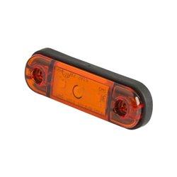 Lampa pozycyjna 3 LED, 708 12 V - 24 V 3 boczna