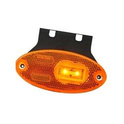 Lampa pozycyjna LED, 308z, 12 V - 24 V, boczna