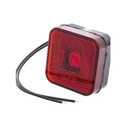 Lampa pozycyjna LED, 304, 12 V - 24 V, tylna