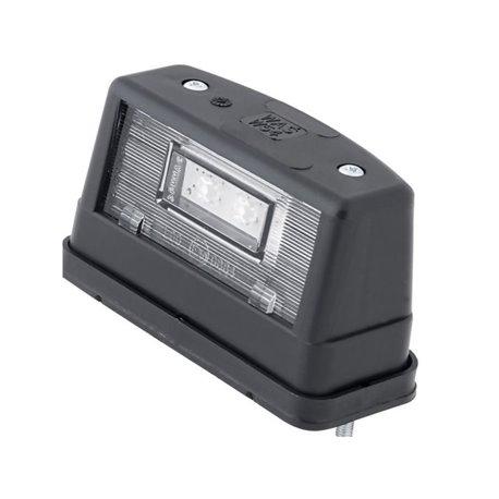 Lampa oświetlenia tablicy rejestracyjnej LED, 246, 12 V - 24 V