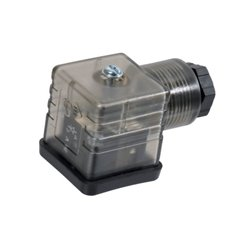 Wtyczka z diodą LED 12-24VDC