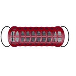 Wkład Filtra Inox 32mesh Czerwony