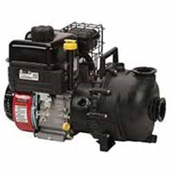 """Pompa wirnikowa 757 l/min-2"""" z silnikiem spalinowym 6,5HP"""