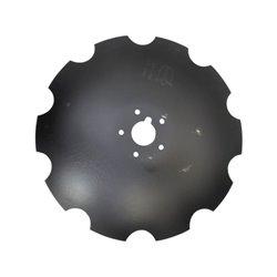 Washer Ø 560x5 mm, knurled