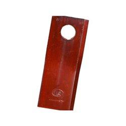 Nożyk kosiarki, 120 mm, 18.5 mm