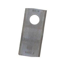 Nożyk kosiarki CM120, czeskiej