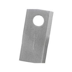 Nożyk kosiarki lewy 96 x 48 x 4mm gat Ø 19mm