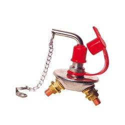 Wyłącznik główny akumulatora ze stali nierdzewnej