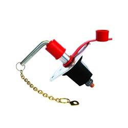 Wyłącznik główny akumulatora do zastosowań w trudnych warunkach