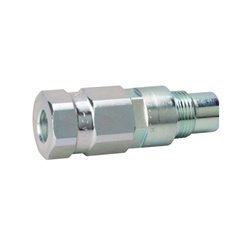 Wkład Multifaster wtyczka 2P 1/4&amp034 - 1/4&amp034 BSP