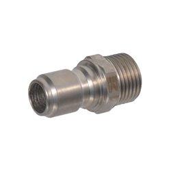 Szybkozłącze zewnętrzne Ø17,8mm x GZ 3/8&amp034 St.nier.