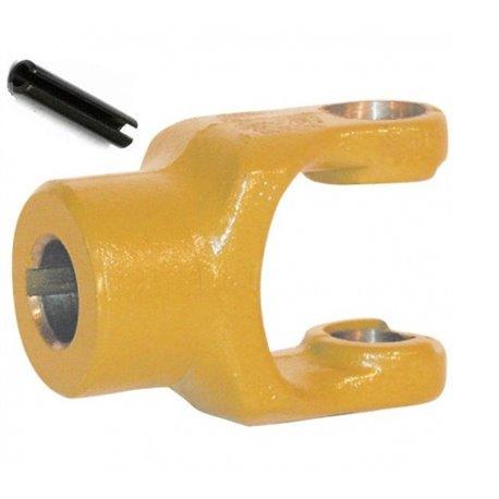 Widłak 1 Ø20 mm klin 6 mm 040934