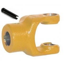 Widłak 1  Ø22 mm klin 6 mm 040936