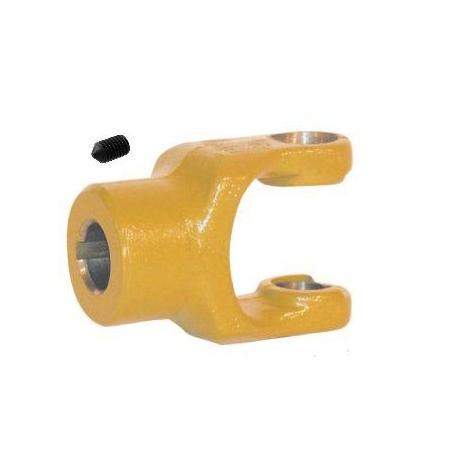 Widłak 1 Ø20 mm klin 6mm 040942