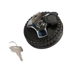 Korek wlewu paliwa z kluczykiem