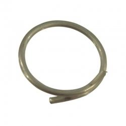 Pierścień zabezpieczający 3x35x1,25 ocynk.