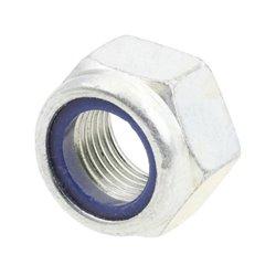 Selflocking nut M16x1,5-10 ZnDIN 985
