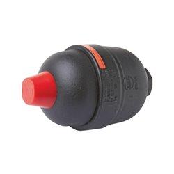Akumulator membranowy typ L/LAV 210/330 bar Saip, 0,35 l 30 bar