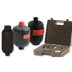 Akumulator hydrauliczny 0,5l  210/25 bar
