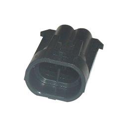 Obudowa wtyczki 2 P. Male MP150S