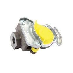 Złącze pneumatyczne, żółte M16 X 1,5