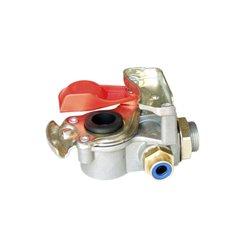 Złącze pneumatyczne ze zintegrowanym filtrem